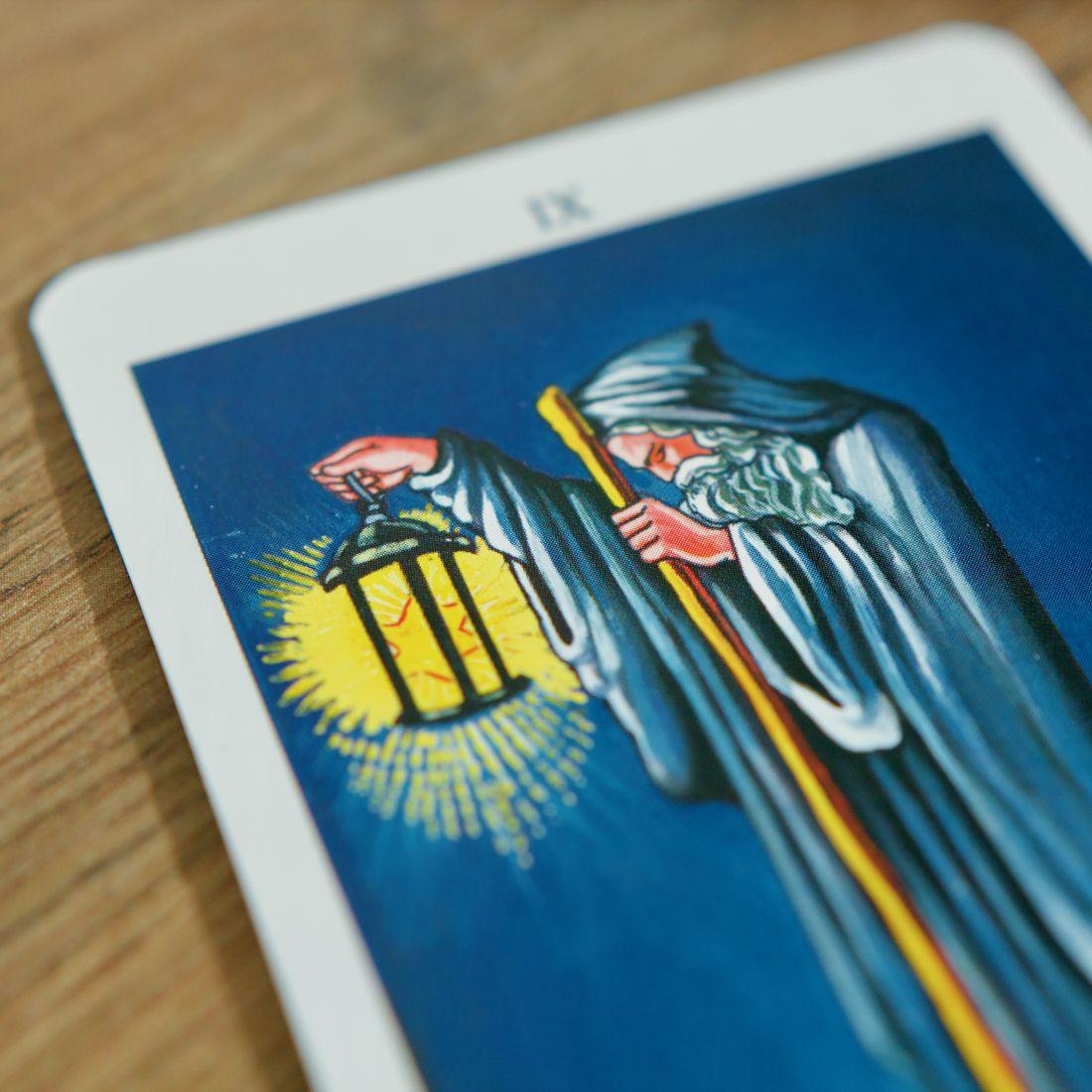 Mediteren met Tarotkaarten